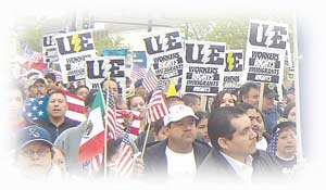 UE - Independent Political Action