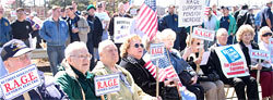 Photo 2 of 2 of GE Retirees at Erie Rally in April ...