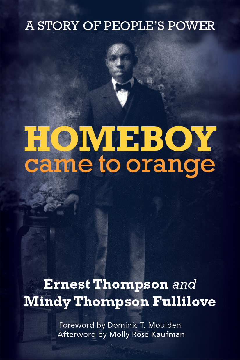 Book cover of Homeboy Came to Orange