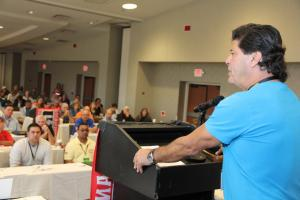 Unifor National President Jerry Dias