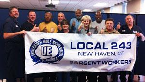Local 243 bargaining committee