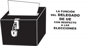 La Función del Delegado de UE con Respecto a las Elecciones